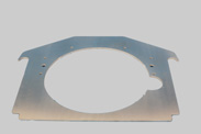 Rear Motorplate