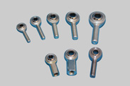 Rods Ends - available in chrome moly or mild steel