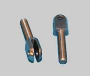 Threaded Wing Clevis