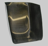 Seat - available in carbon or fiberglass