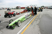 Troy Stone Top Dragster