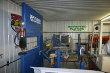 Machinery Area