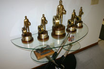 Mike's Wally Trophies